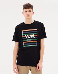 Wood Wood - WW Stripes T-Shirt