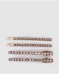 Morgan & Taylor - Harlee Hair Clip Set