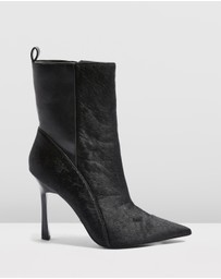 TOPSHOP - Holly Point Boots
