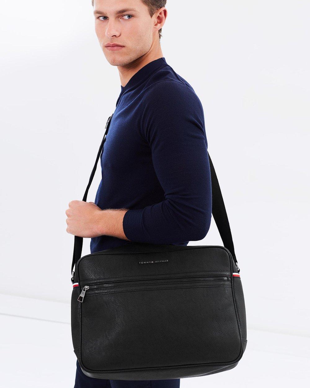 5ec5a7367e Essential Messenger Bag by Tommy Hilfiger Online