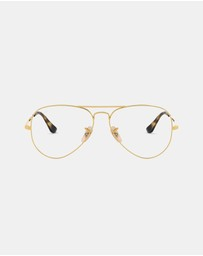 Ray-Ban - Aviator Optics RX6489