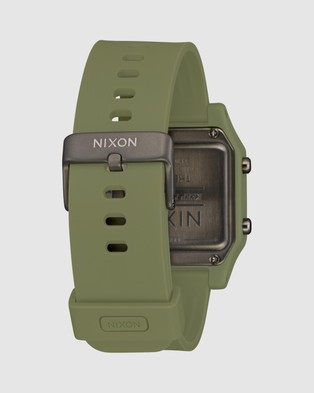 Nixon The Staple - Watches (Olive)