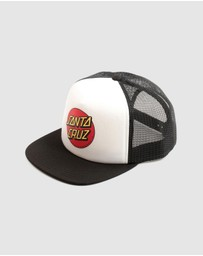 Santa Cruz - Classic Dot Trucker - Teens