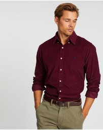 Polo Ralph Lauren - Corduroy Long Sleeve Sport Shirt
