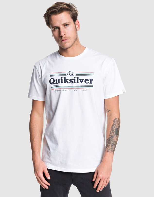 4b418b6df Mens Get Buzzy T Shirt by Quiksilver Online | THE ICONIC | Australia