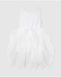 Designer Kidz - Sophie Lace Bodice Tutu Dress