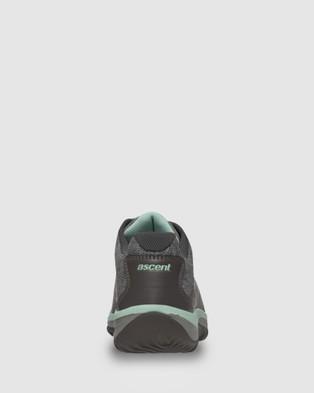 Ascent - Explore (Left Shoe) Walking (Mint)