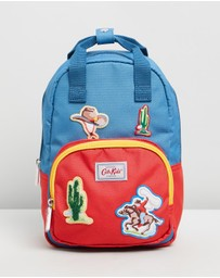 Cath Kidston - Cowboy Badges Medium Backpack - Kids