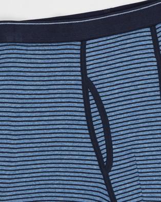 Marks & Spencer 3 Pack Core Stripe Trunks - Boxers (Multi)