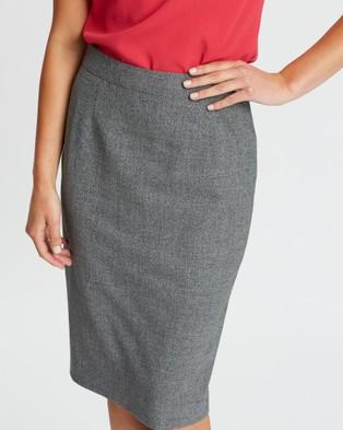 Farage Lane Skirt - Skirts (Grey)