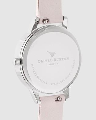 Olivia Burton Semi Precious - Watches (Pink)