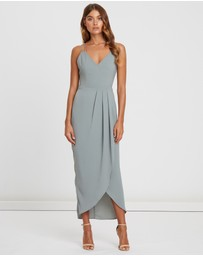 CHANCERY - Marcia Lace Up Dress