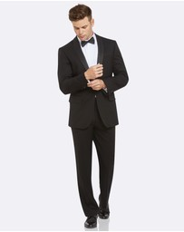 Kelly Country - Art Pure Wool Black Dinner Suit