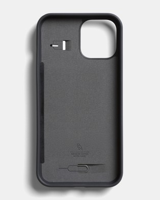 Bellroy Phone Case   3 card iPhone 12 Pro Max - Tech Accessories (Green)
