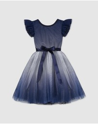Designer Kidz - Angel Sparkle S/S Tutu Dress