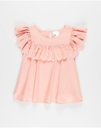 Cotton On Kids - Charlotte SS Top - Kids-Teens