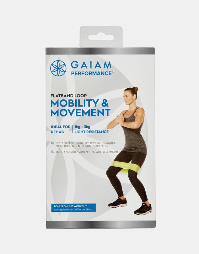 Men Performance Flatband Loop Mobility & Movement