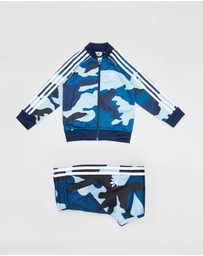adidas Originals - Camo SST Track Suit - Kids