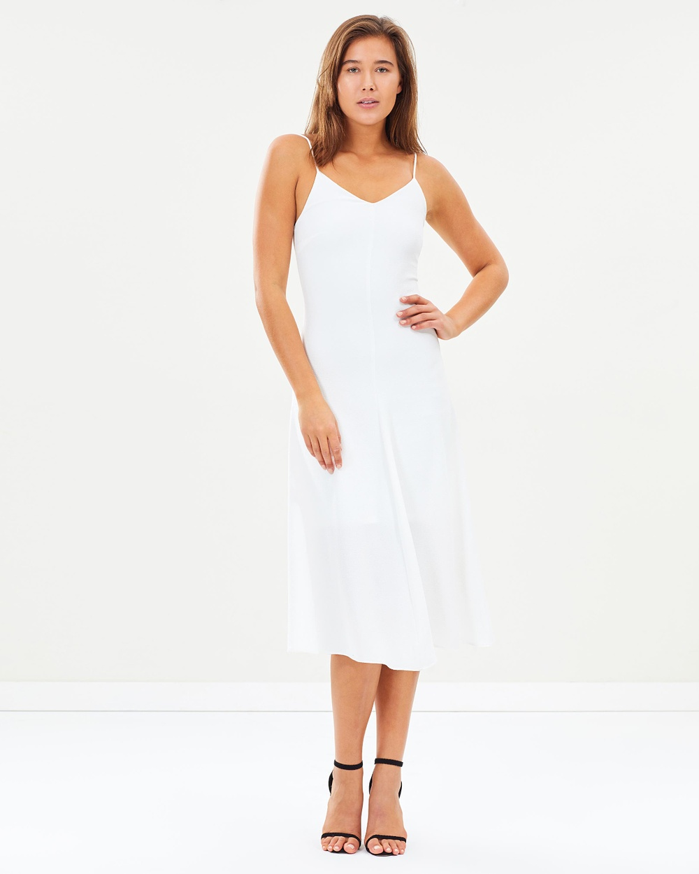 Bec & Bridge Amalia Midi Dress Dresses Ivory Amalia Midi Dress