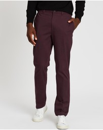 Kent and Curwen - Straight Casual Pants