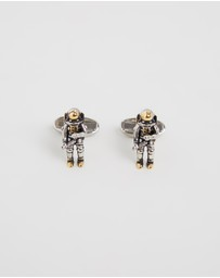 Paul Smith - Spaceman Cufflinks
