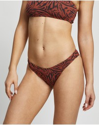 Seafolly - Amazonia High Cut Bikini Pants