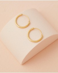 Orelia London - Micro Hoop Earrings
