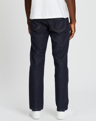 Sportscraft Grayson Straight Jeans - Jeans (blue)