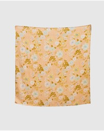 Banabae - Peach Blossom Swaddle Blanket