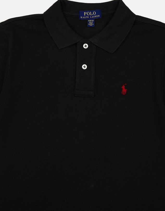 Polo Ralph Lauren - Cotton Mesh Polo Shirt - Teen