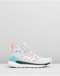 adidas Performance - Terrex Free Hiker Parley Hiking Shoes - Men's