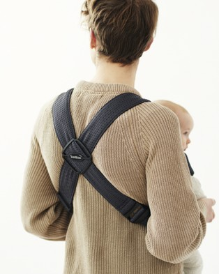 BabyBjorn Baby Carrier Mini - All Baby Carriers (Anthracite)