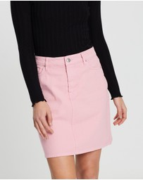 Dorothy Perkins - Denim Mini Skirt