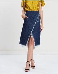 KITX - Conservation Denim Skirt