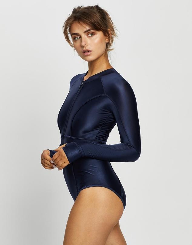Women Long Sleeve Paddle Suit