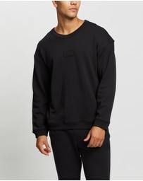 adidas Originals - R.Y.V. Silicone Double Linear Badge Crew Sweatshirt