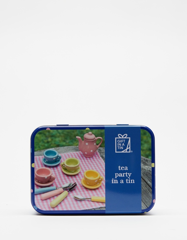 Kids Tea Party - In A Tin