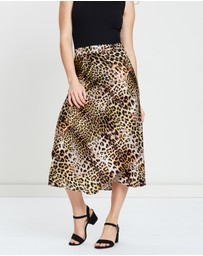 Atmos&Here - ICONIC EXCLUSIVE - Khloe Midi Skirt