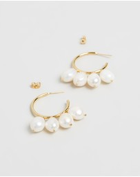 Amber Sceats - Claude Earrings