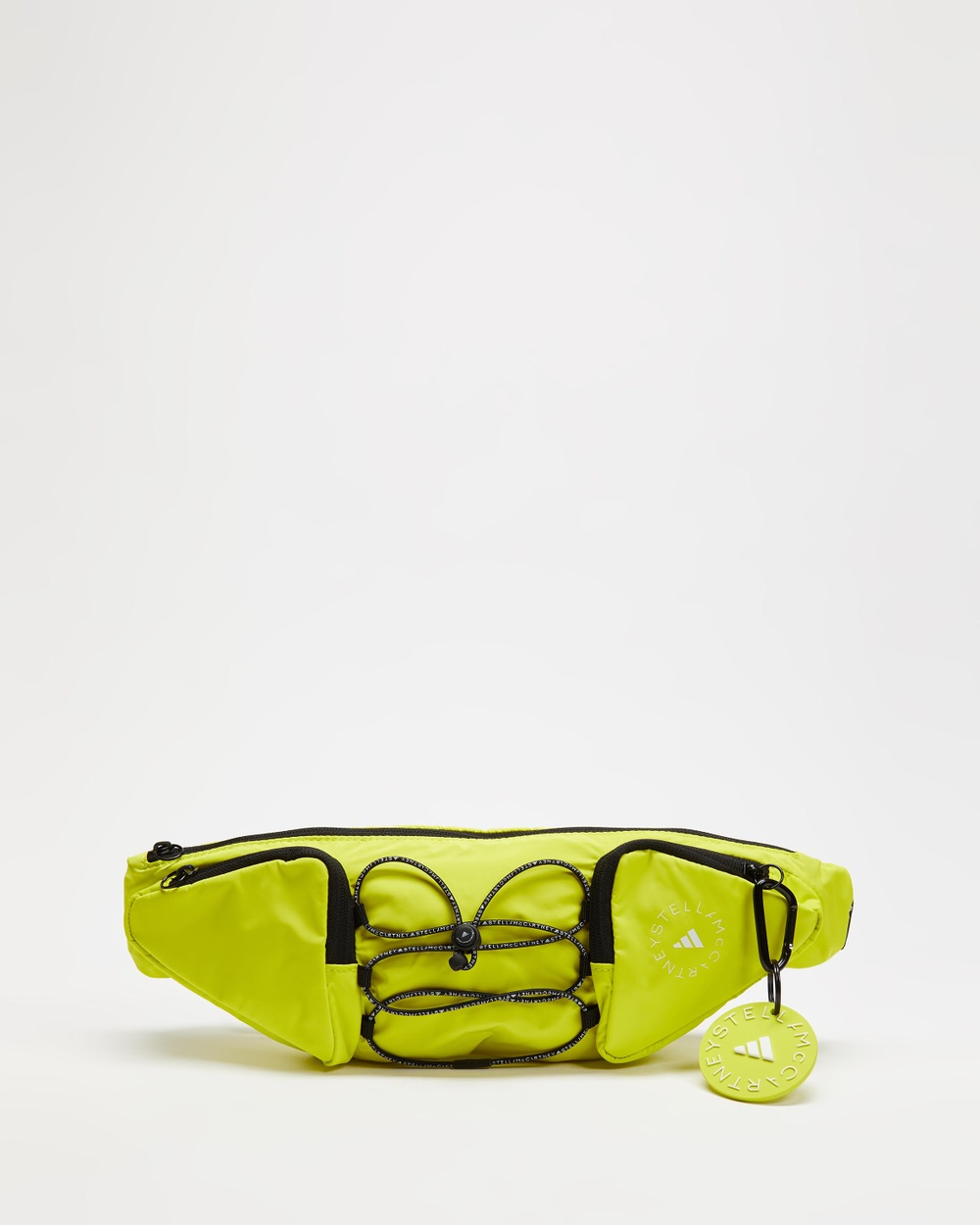 adidas by Stella McCartney Bumbag Bum Bags Acid Yellow & Black
