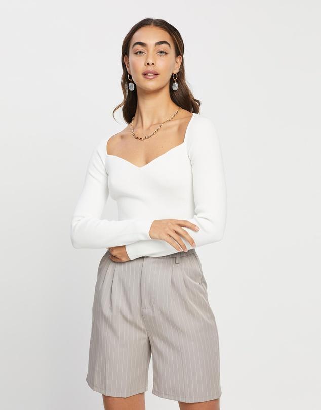 Women Jasper Knitted Top