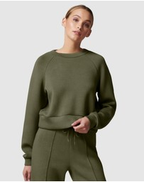 Forever New - Georgia Oversize Cropped Sweater
