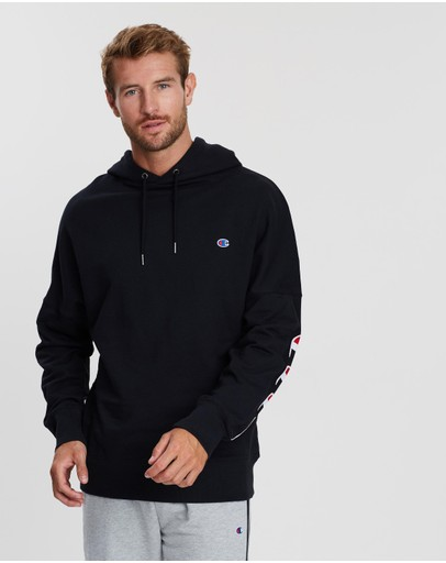 Champion - ID Collection Tape Hoodie