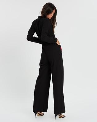 LENNI the label Fantasmas Jumpsuit - Jumpsuits & Playsuits (Black)