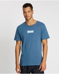 Hurley - One And Only Small Box T-Shirt