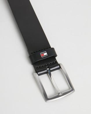 Tommy Hilfiger New Denton Belt - Belts (Black)