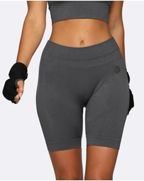 Nicky Kay - Seamless Bike Shorts