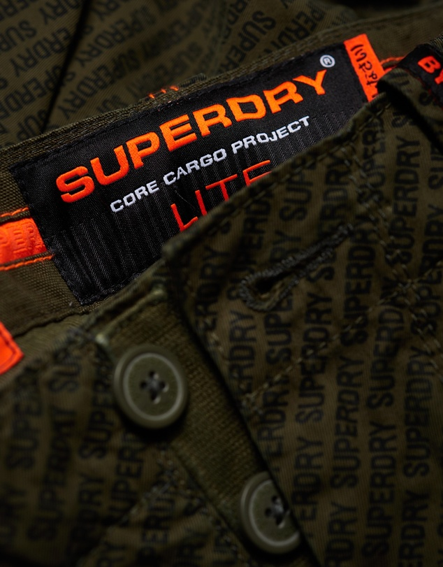 Superdry - Core Cargo Lite Shorts