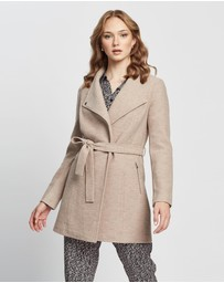 Marcs - Ruby Felted Wool Coat