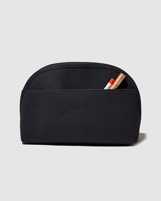 Typo Canvas Essential Pouch Tech Accessories Washed Black